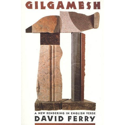 Cover of David Ferry's Gilgamesh