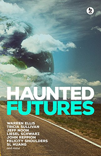 Cover of Haunted Futures