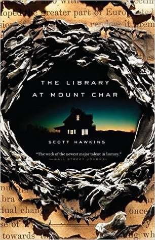 Cover art of The Library at Mount Char