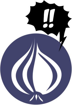 The Perl onion logo says '!!'.
