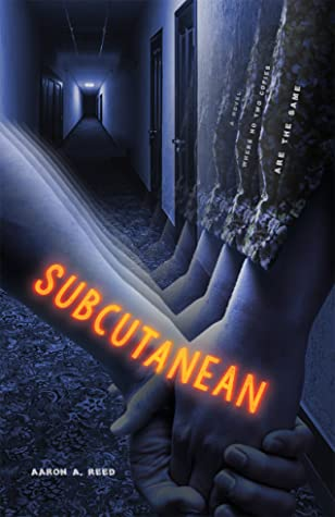Cover of the novel 'Subcutanean'